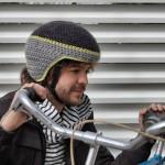 [:en] Custom wool Cover Collapsible Helmet [:es] funda personalizada de lana casco plegable